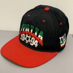 Vintage Italia 1994 FIFA World Cup Hat Cap